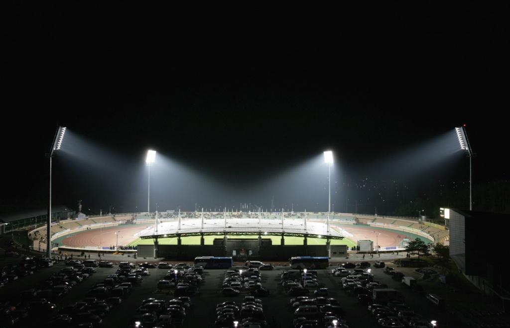 Специфика освещения спортивных объектов