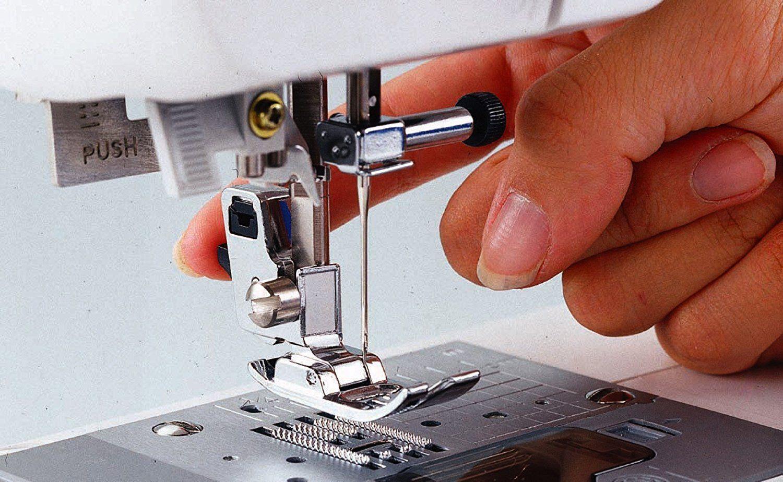 Ремонт и настройка швейной машины