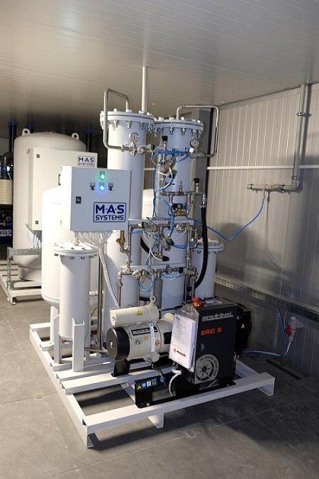 Как работает генератор азота: технология PSA против мембранного разделения