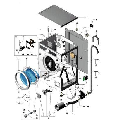 Каковы эффективные способы очистки стиральной машины?
