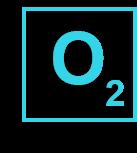 Спектр газов кислород