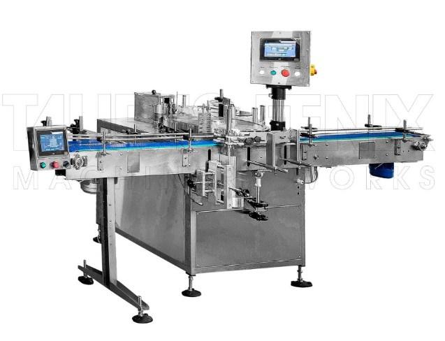 Как работает автоматическая этикетировочная машина
